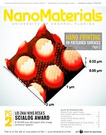 NanoMaterials magazine cover